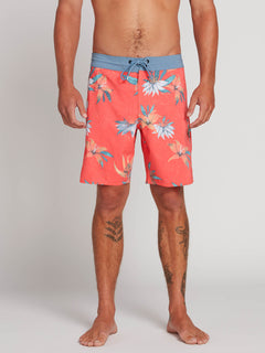 Verano Stoney 19 Boardshort Cayenne Pepper (A0831900_CAY) [1]