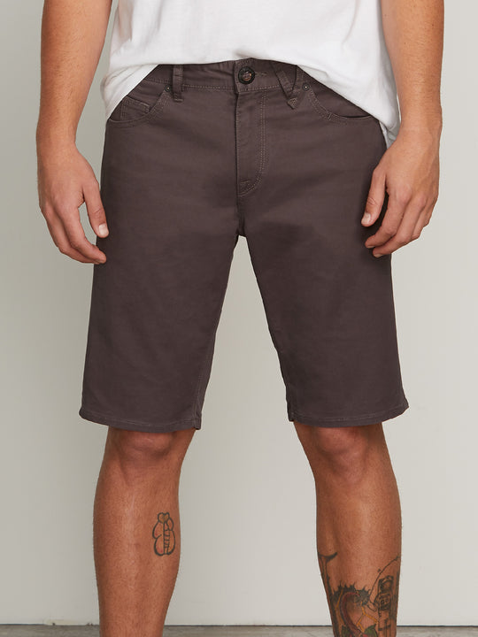 Solver Lite 5 Pocket Shorts - Asphalt Black