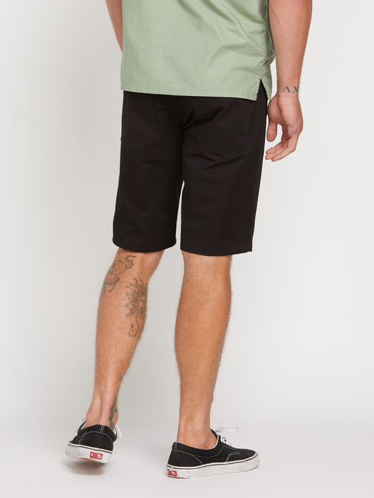 Solver Lite 5 Pocket Shorts - Black (A0911708_BLK) [B]