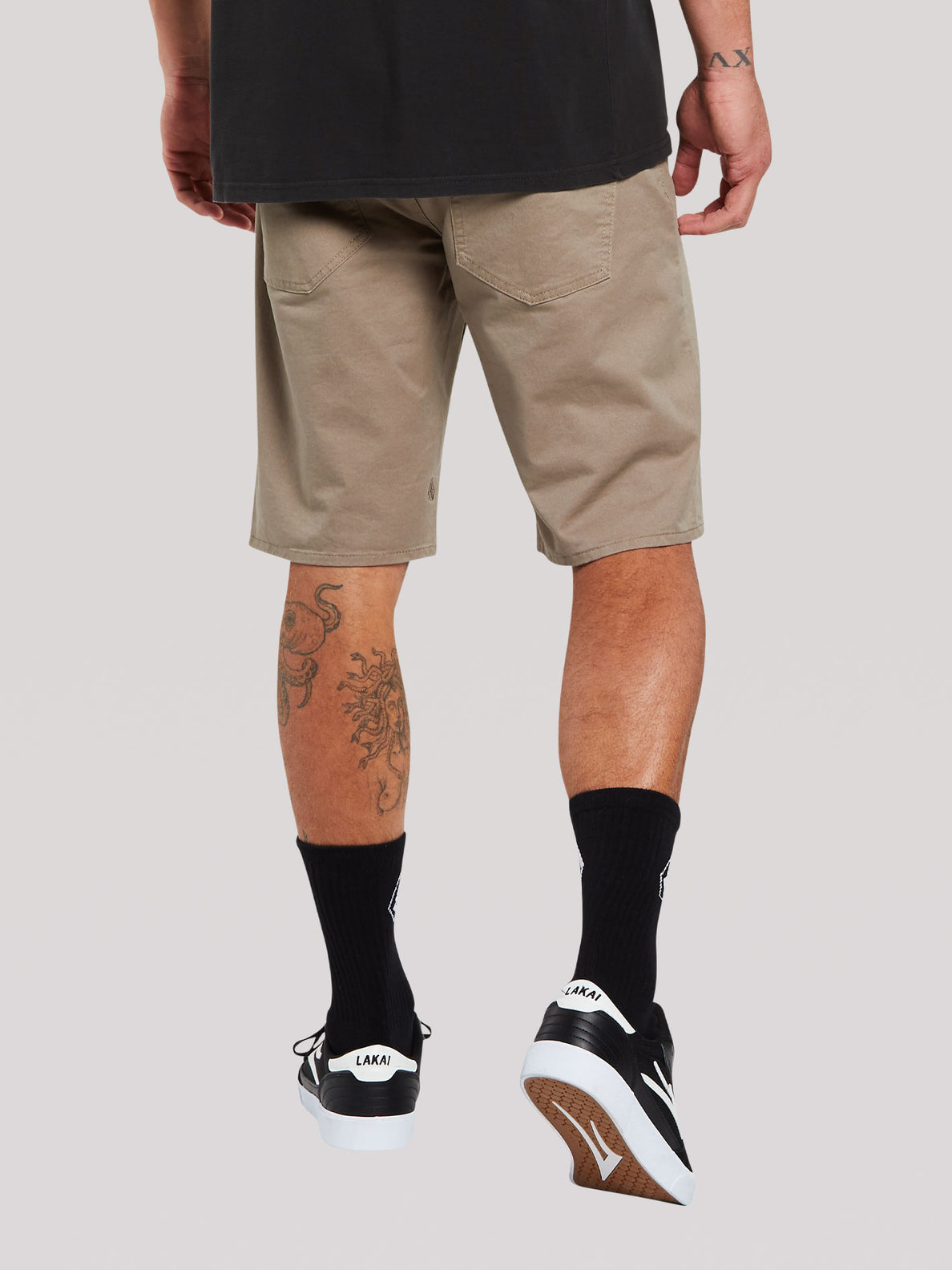 Solver Lite 5 Pocket Shorts - Brindle (A0911708_BNL) [B]