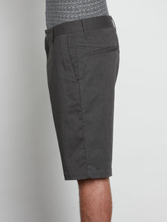 V Monty Stretch Short Charcoal Heather (A09117V3_CHH) [1]