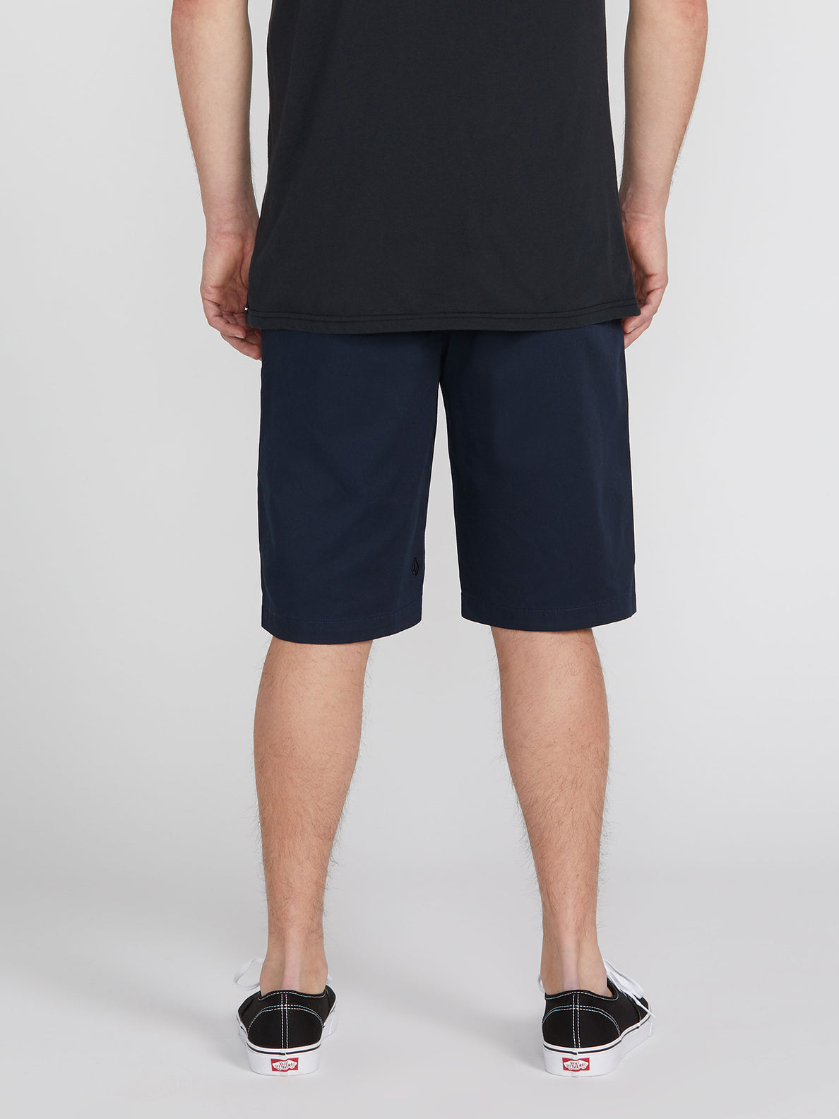 V Monty Short - Dark Navy