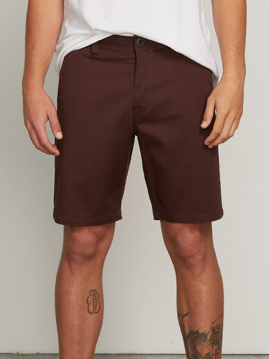 FRICKIN MODERN STRETCH 19 BORDEAUX BROWN