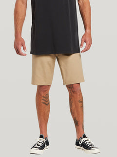 Solver Canvas 5 Pocket Shorts - Gravel (A0932009_GRV) [1]