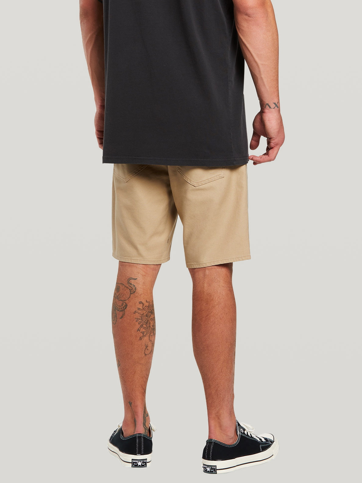Solver Canvas 5 Pocket Shorts - Gravel (A0932009_GRV) [2]