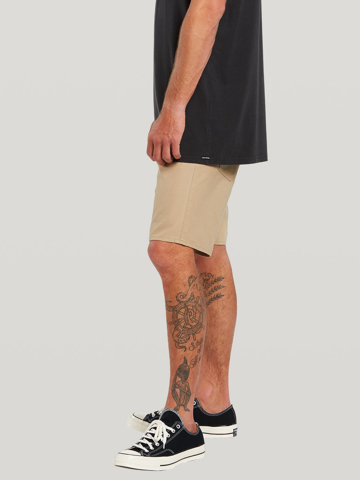 Solver Canvas 5 Pocket Shorts - Gravel (A0932009_GRV) [3]