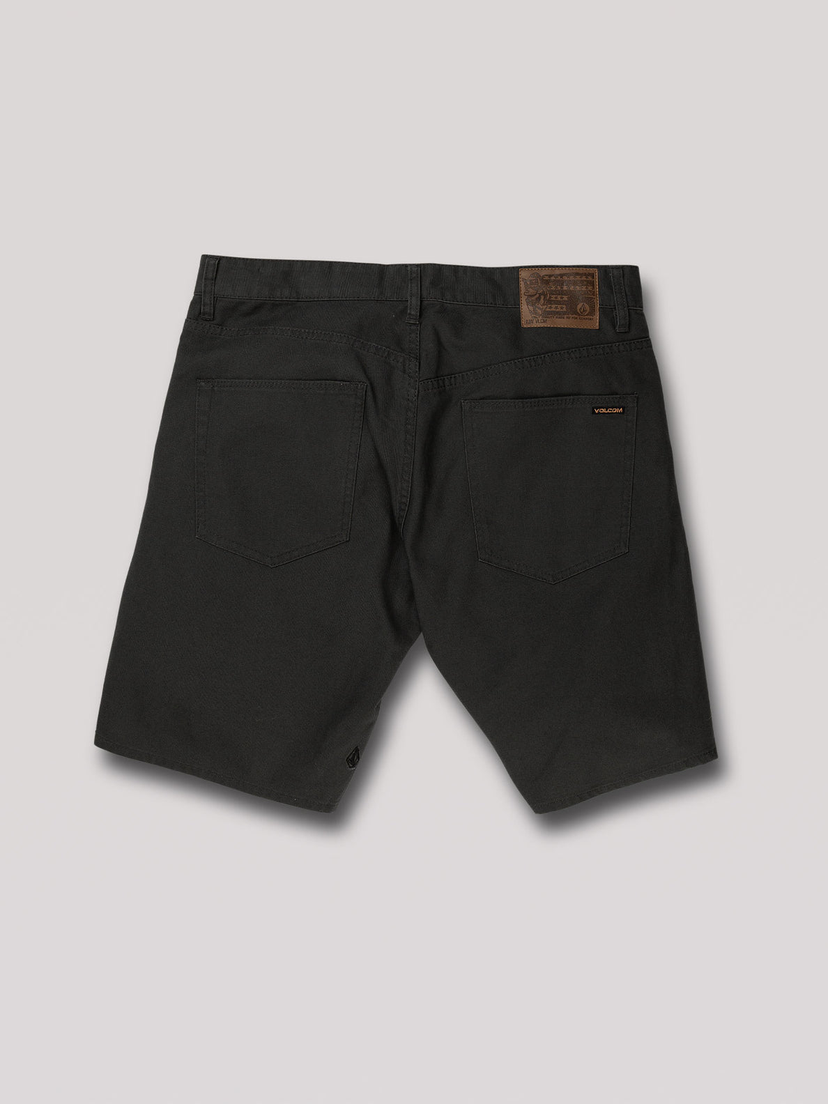 Solver Canvas 5 Pocket Shorts - Stealth (A0932009_STH) [B]