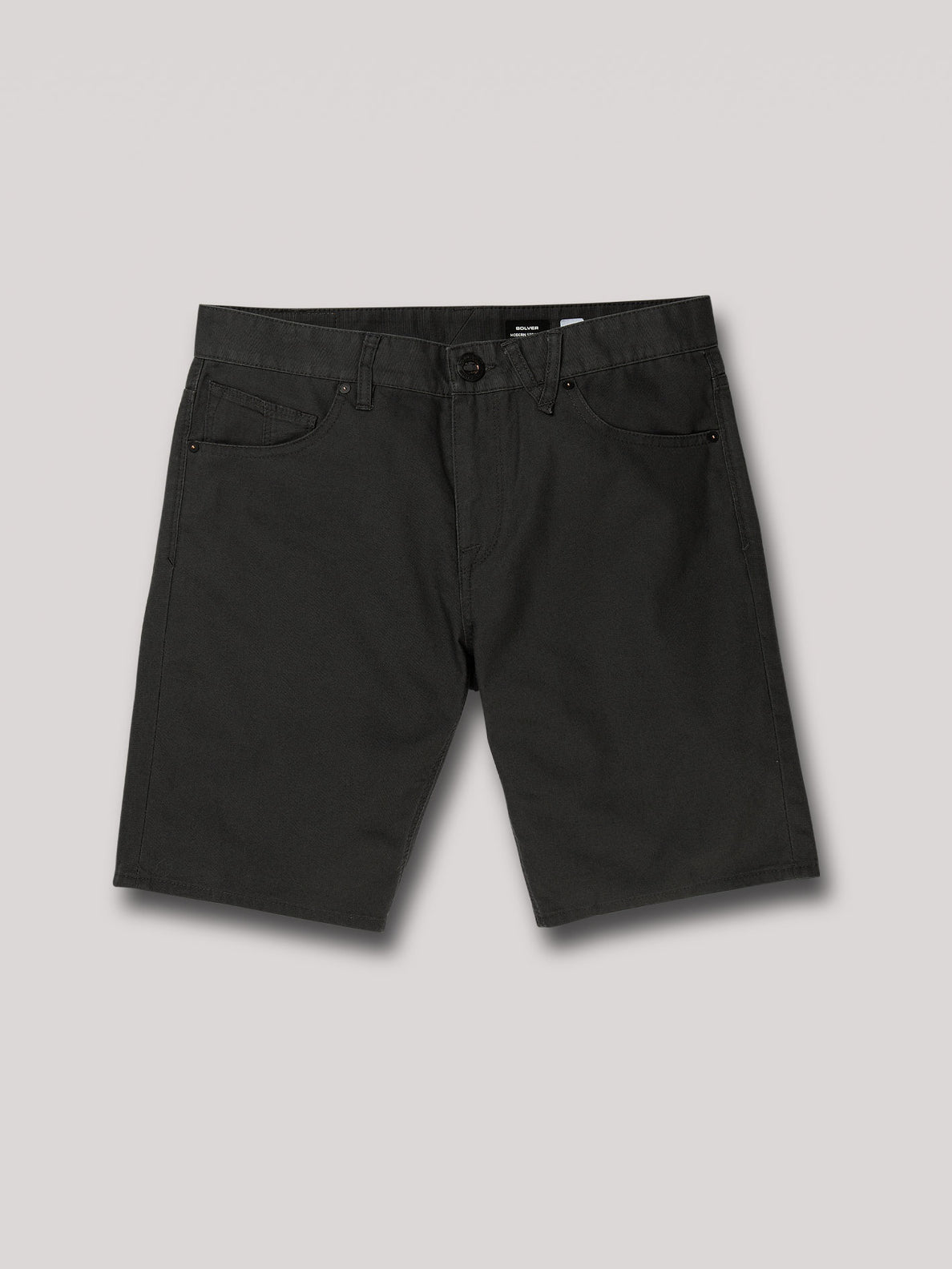 Solver Canvas 5 Pocket Shorts - Stealth (A0932009_STH) [F]