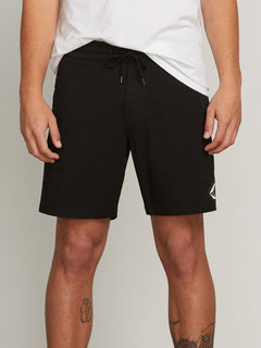 Sickly Stone Shortss - Black