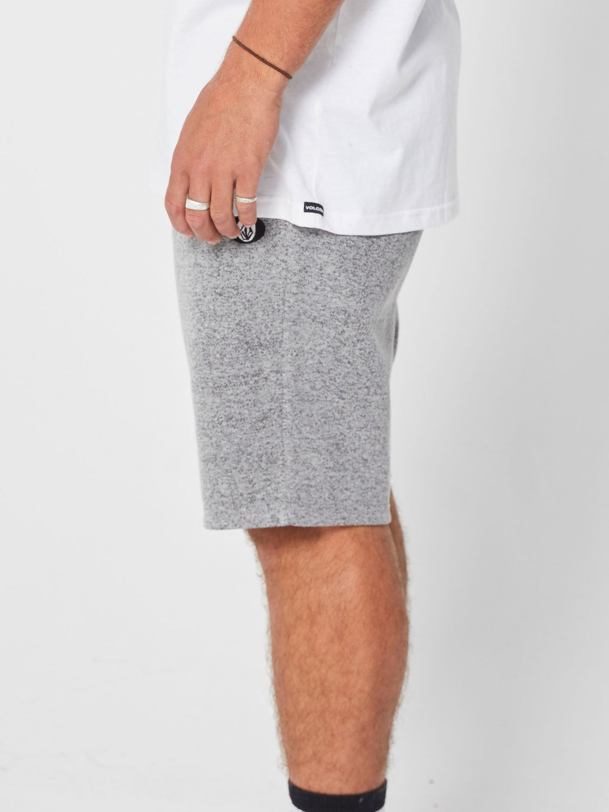 Foreman 2 Speckle Short Heather Grey (A1002004_HGR) [1]