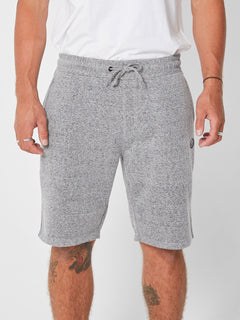 Foreman 2 Speckle Short Heather Grey (A1002004_HGR) [3]