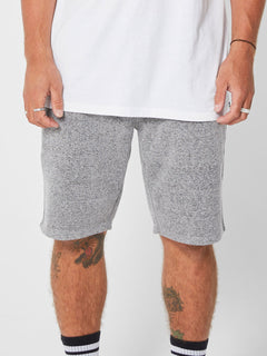 Foreman 2 Speckle Short Heather Grey (A1002004_HGR) [F]