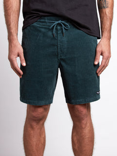 Grail Ew Short - Navy Green