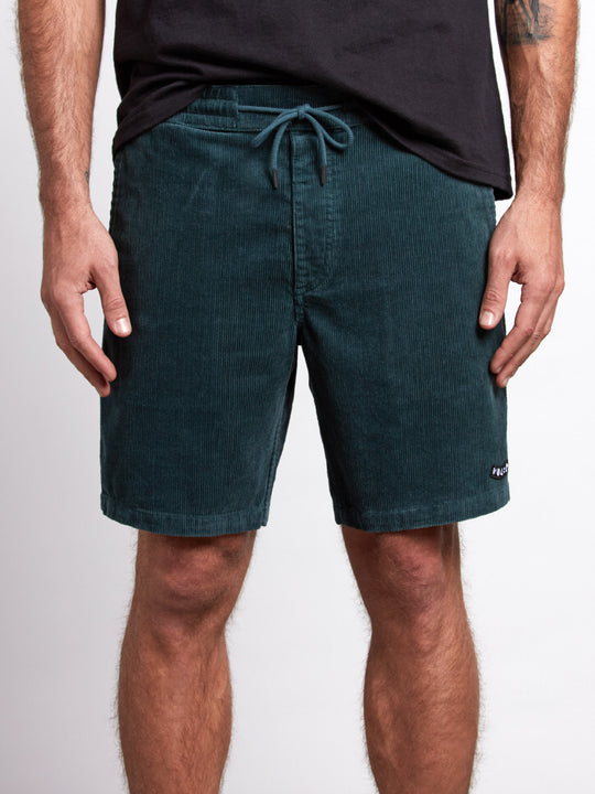 GRAIL EW SHORT NAVY GREEN