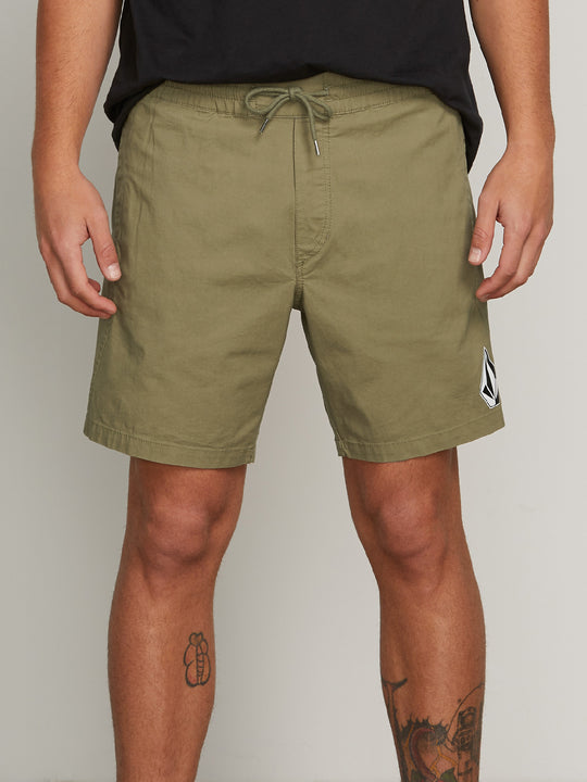 Deadly Stones Shorts - Light Army