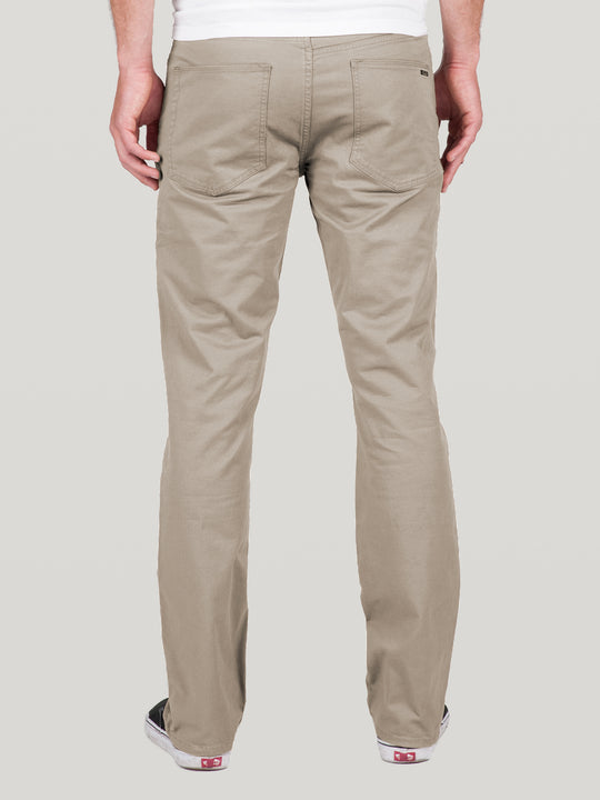 Solver Lite 5 Pocket Pant - Brindle