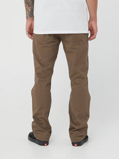 V Solver Light Weight Pant - Mushroom