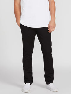 Frickin Slim Chinos - Black (A1131601_BLK) [1]