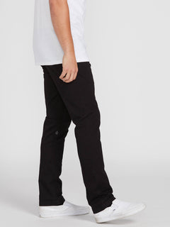 Frickin Slim Chinos - Black (A1131601_BLK) [3]