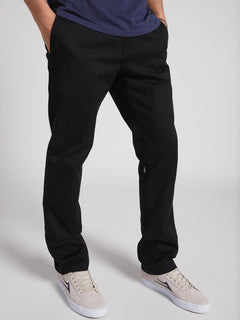 Frickin Slim Chinos - Black (A1131601_BLK) [5]