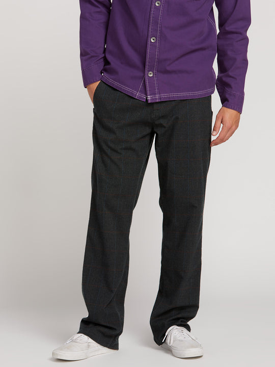 Thrifter Plus Chinos - Lead