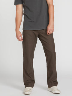 Nailer Canvas Pant Major  Brown (A1131902_MBR) [1]