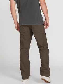 Nailer Canvas Pant Major  Brown (A1131902_MBR) [2]