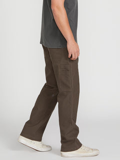 Nailer Canvas Pant Major  Brown (A1131902_MBR) [3]