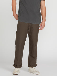 Nailer Canvas Pant Major  Brown (A1131902_MBR) [4]