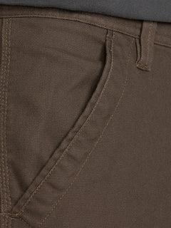 Nailer Canvas Pant Major  Brown (A1131902_MBR) [6]