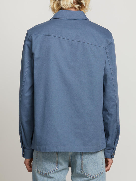 Burkey Jacket - Indigo