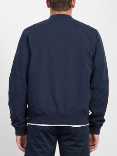 Burnward Jacket Navy