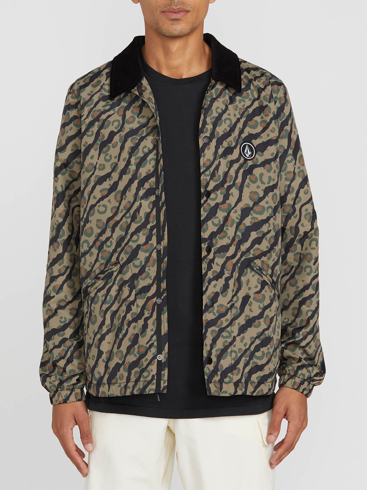 Brews Coach Jacket Camouflage (A1512006_CAM) [1]