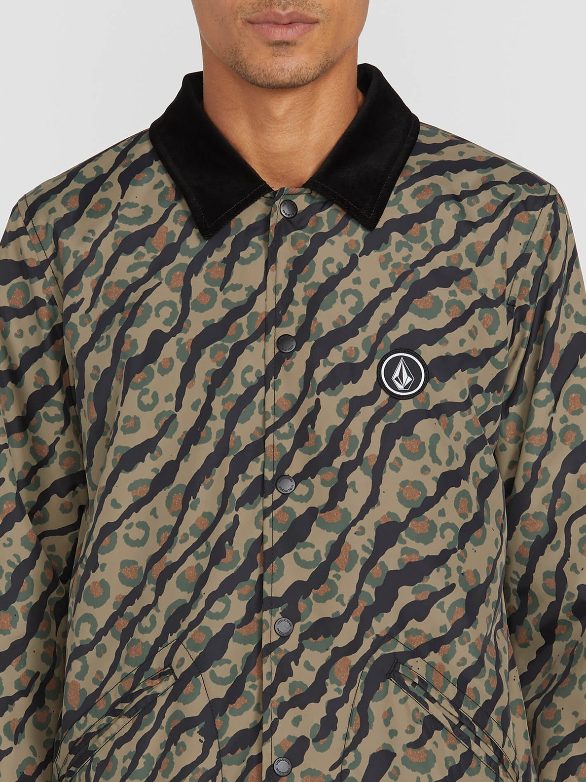Brews Coach Jacket Camouflage (A1512006_CAM) [2]