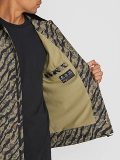 Brews Coach Jacket Camouflage (A1512006_CAM) [3]