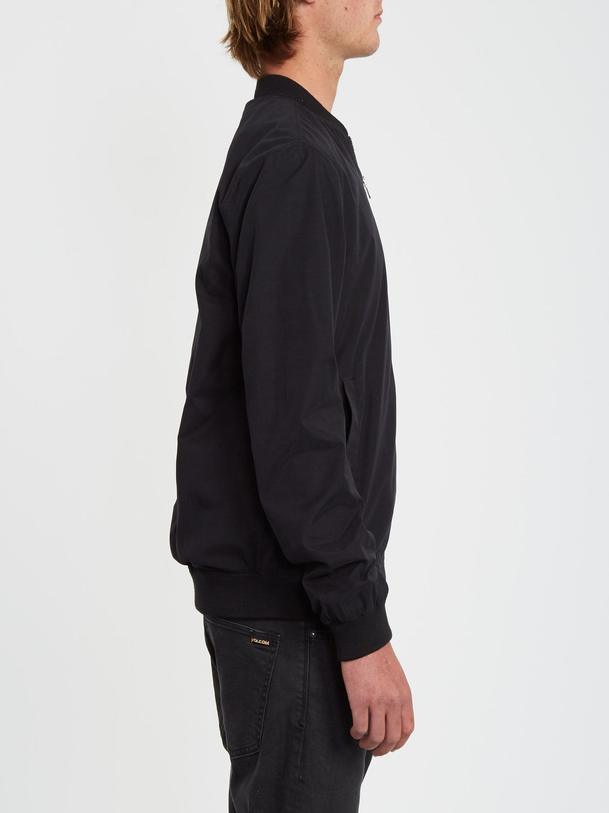 Burnward Jacket - Black Combo