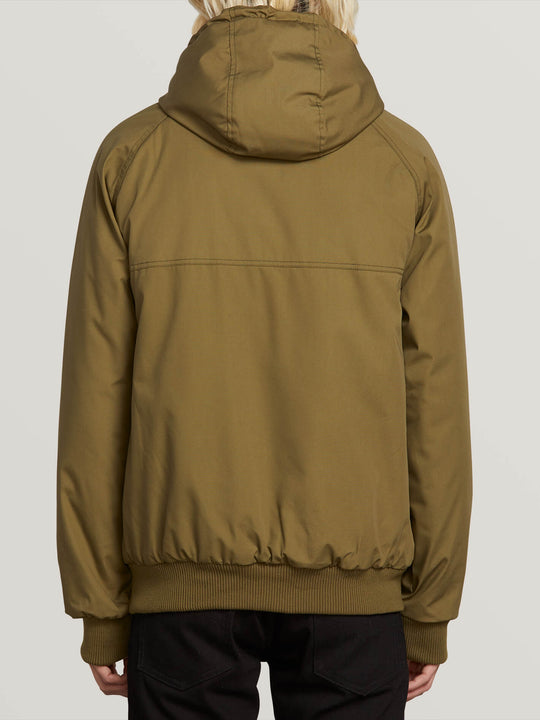 Hernan Jacket - Vineyard Green
