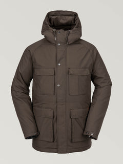 Renton Winter 5K Jacket Major Brown (A1731907_MBR) [F]