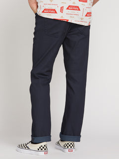 Vorta Jeans - Coated Indigo Wash (A1931501_CIW) [B]