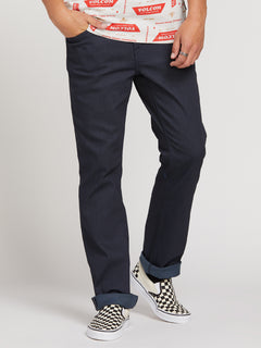 Vorta Jeans - Coated Indigo Wash (A1931501_CIW) [F]