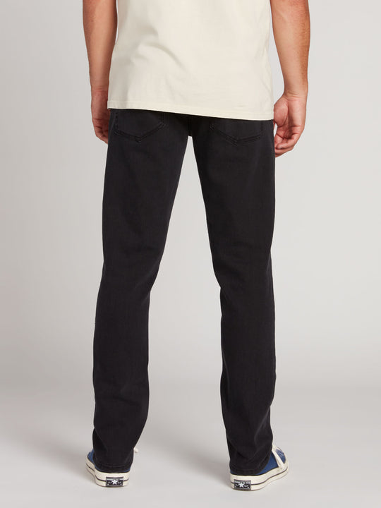 Vorta Slim Fit Jeans - Ink Black