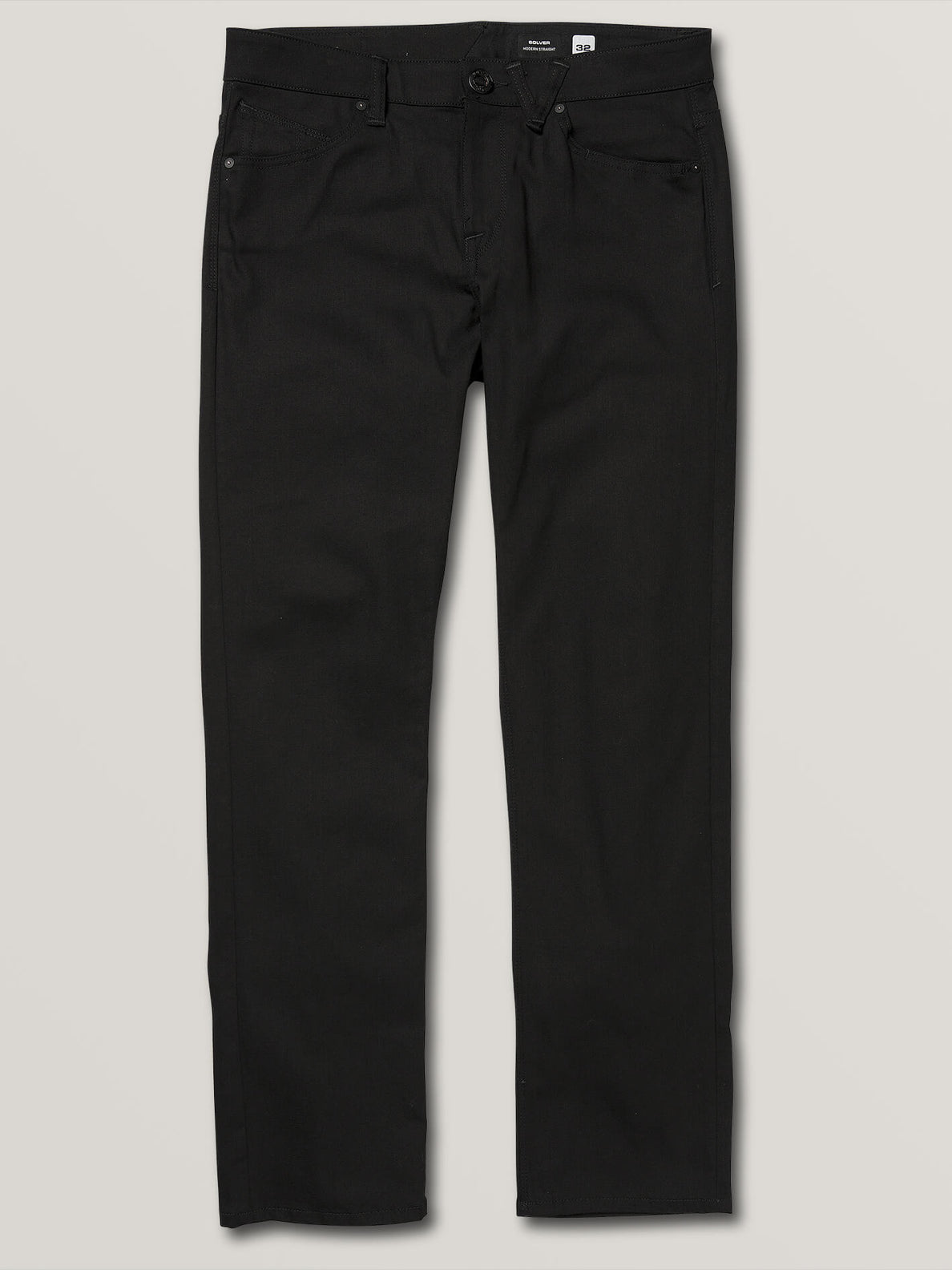 Solver Modern Fit Jeans - Black On Black