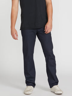 Solver Modern Fit Jeans - Coated Indigo Wash