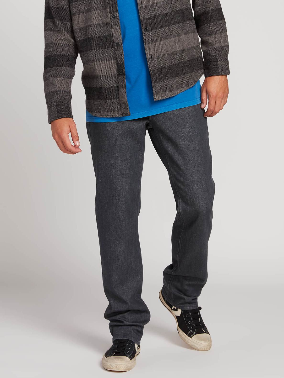 Solver Modern Fit - Dark Grey
