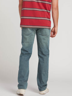 Solver Modern Fit Jeans - Dirt Track