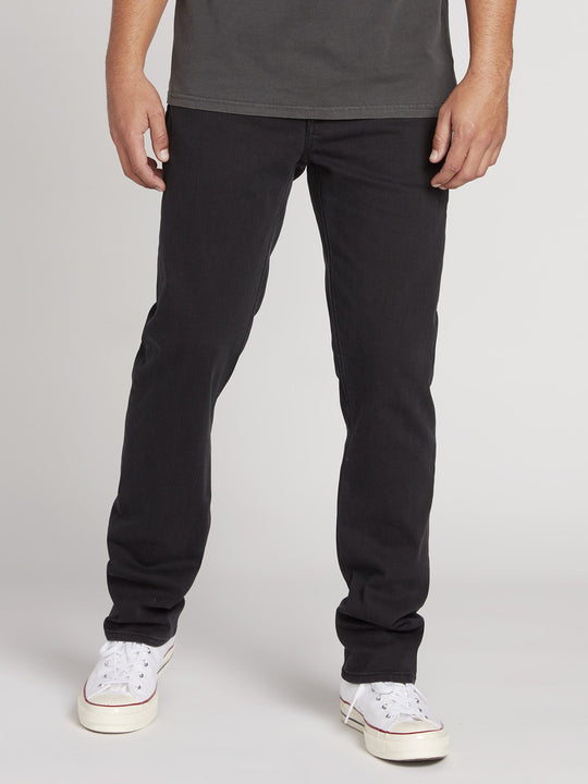 Solver Modern Fit Jeans - Ink Black