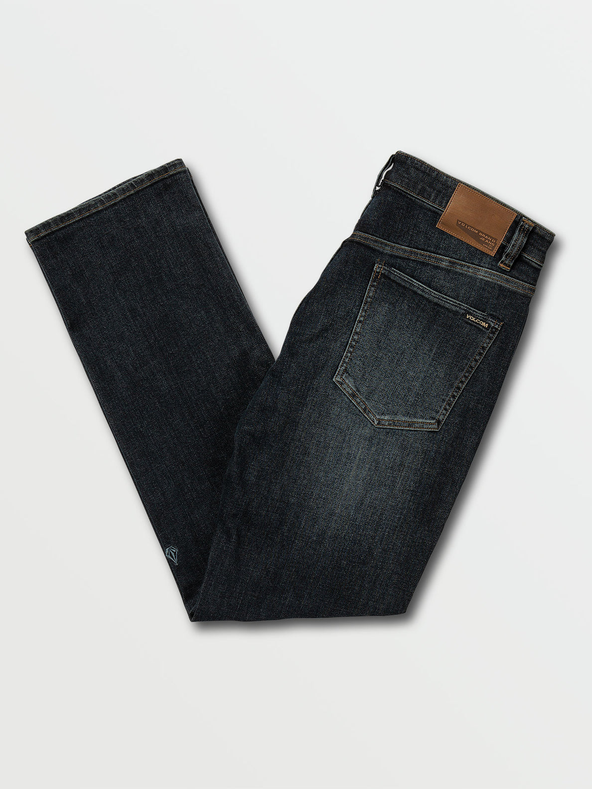 Kinkade Regular Fit Jeans - Vintage Blue (A1931506_VBL) [B]