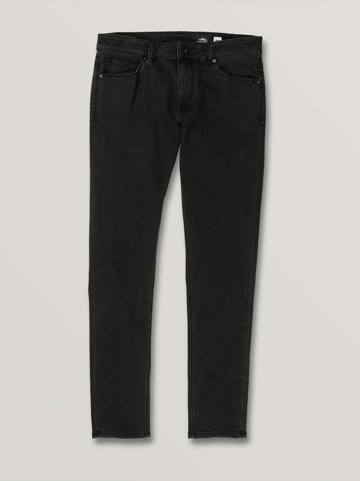 2X4 Tapered Skinny Fit Jeans - Ink Black (A1931610_INK) [F]