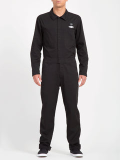 Volcom Industries Coverall - Black