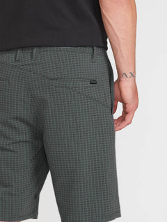 Frickin Surf N' Turf Mix Hybrid Shorts - Dark Charcoal (A3212003_DCR) [4]